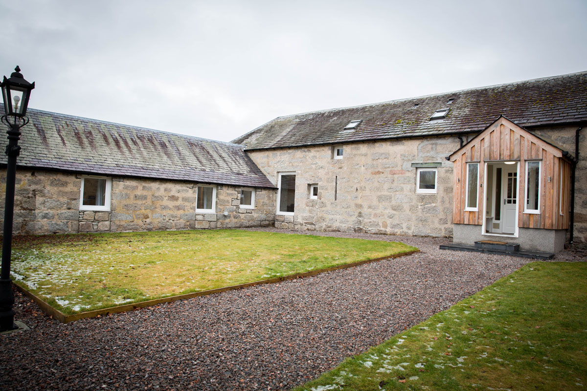 Self Catering coming soon to Muckrach