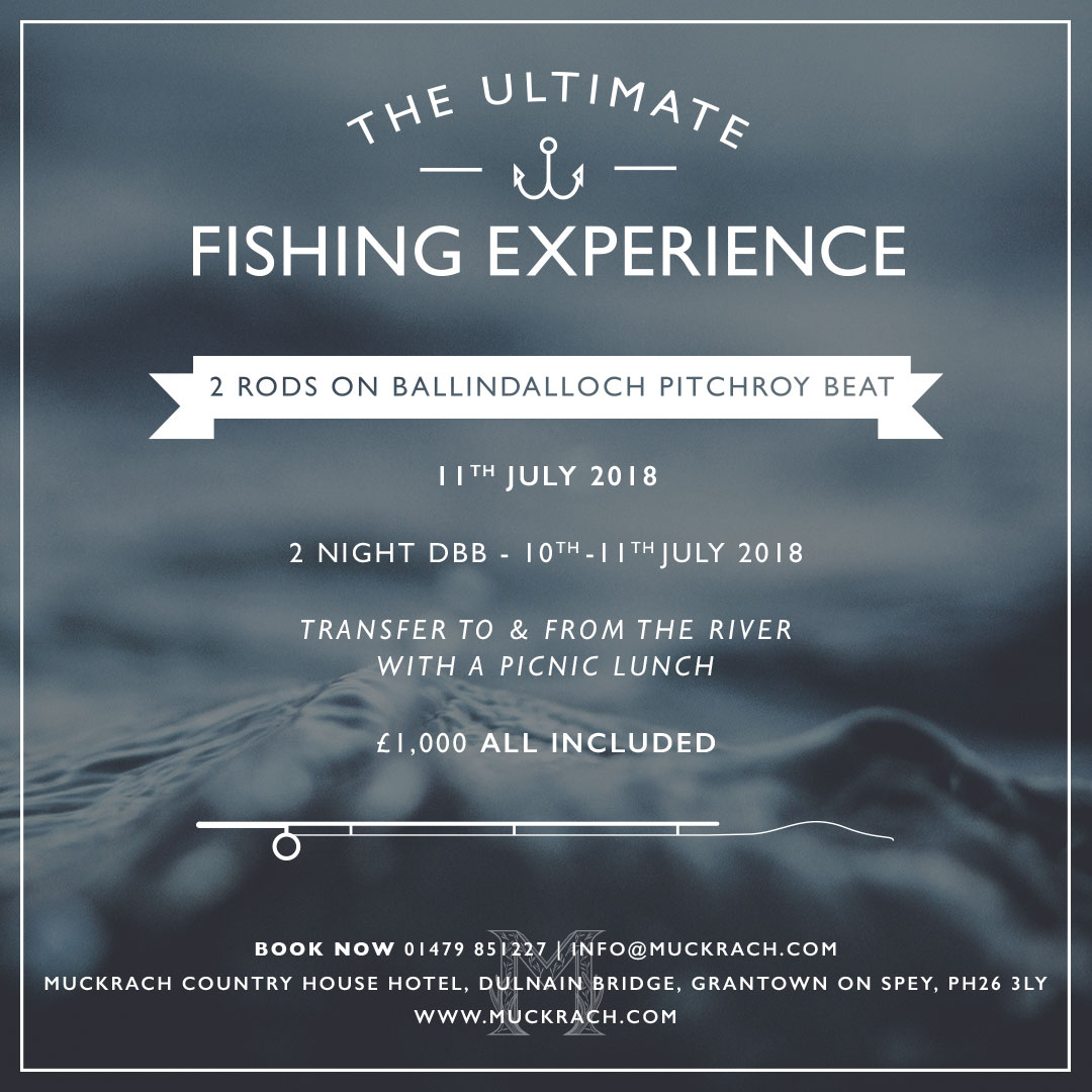 The Ultimate Fishing Experience